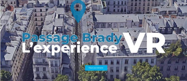 L'expérience VR