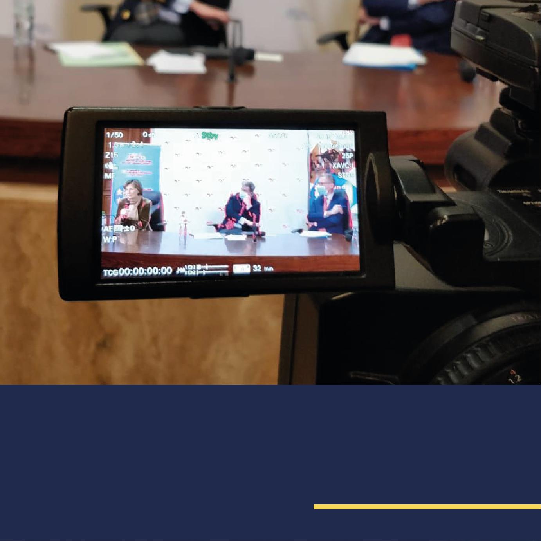 Institut Jacques Delors : le processus pour digitaliser un colloque